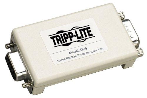 Tripp Lite Datashield Serial In-Line Surge Protector, DB9, (DB9)