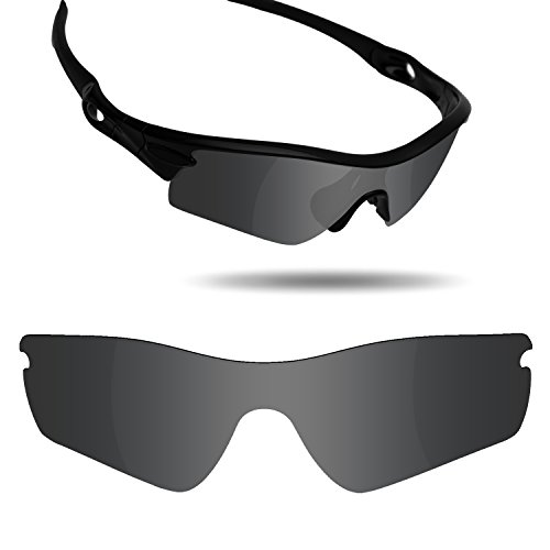 Fiskr Anti-Saltwater Replacement Lenses for Oakley Radar Path Sunglasses - Various - Path Radar Prizm Oakley Lenses