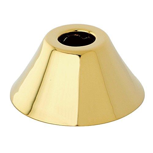2 3/8 Inch Polished Brass - 3