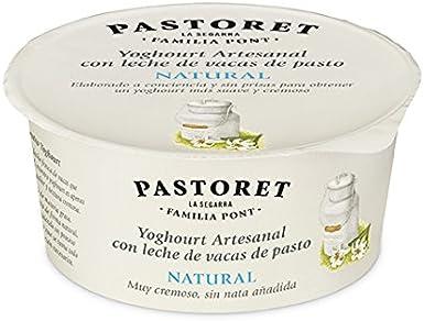 PASTORET yogur cremoso artesano natural tarrina 125 gr ...