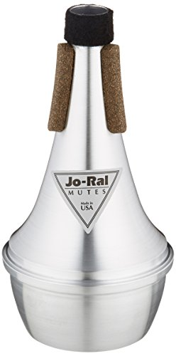 Jo Ral TPT-1A Aluminum Trumpet Straight Mute by JoRal (Image #2)