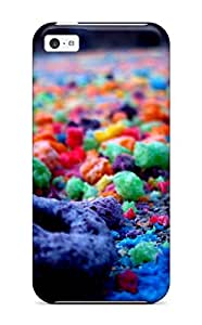 Durable Case For The Iphone 5c- Eco-friendly Retail Packaging(fruit Loops)