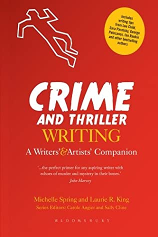 rules for writing a crime novel covers