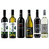 Red/White Wine Sampler -Six (6) Non-Alcoholic Wines