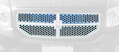 Putco 84171 Punch Mirror Stainless Steel Grille