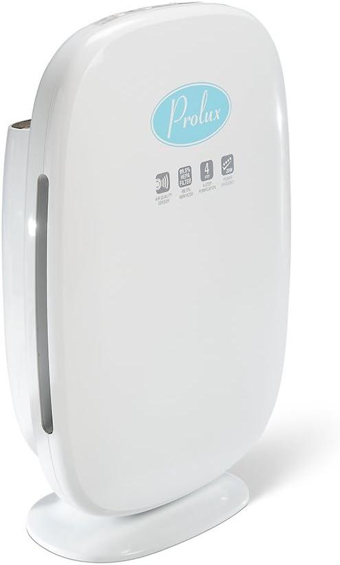 lux.pro El ionizador purificador de Aire de CA 2000: Amazon.es: Hogar