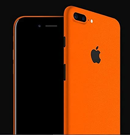 922ae090270dcc GADGETS WRAP Matte Orange Skins for Apple iPhone 7 Plus: Amazon.in:  Electronics
