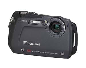 Casio  EXILIM G EX-G1 -  Cámara Digital Compacta 12.1 MP - Negro (2.5 pulgadas LCD, 3x Zoom Óptico)