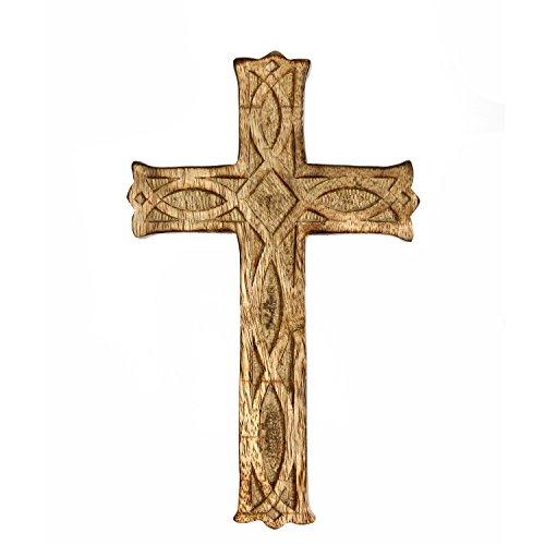 Hosley Wooden Cross 8