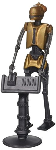 - EV-9D9 WITH DATAPAD & FREEZE FRAME ACTION SLIDE Star Wars 1997 The Power of the Force Action Figure & Accessories