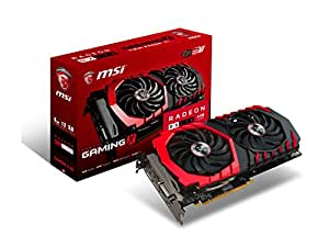 MSI GAMING Radeon RX 470 GDDR5 8GB CrossFire FinFET DirectX 12 Graphics Card (RX 470 GAMING X 8G)