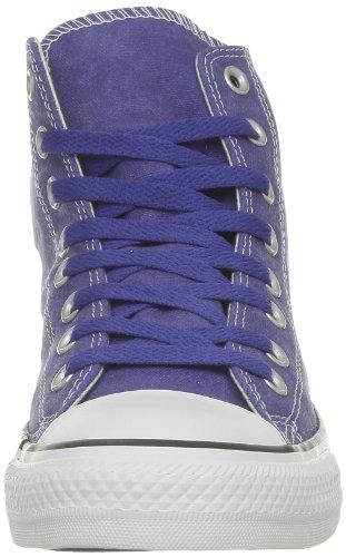 Converse Ct Bas Wash Hi 287110-61-52 - Zapatillas de tela unisex Azul (Blau (Bleu Foncé))