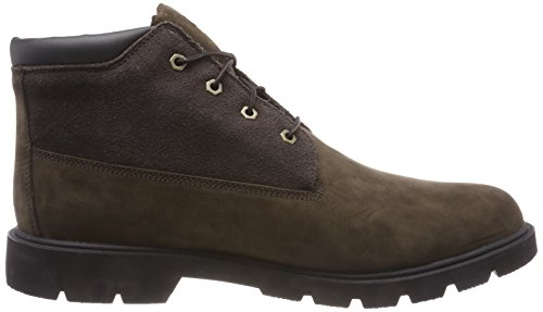 In Bottes Briar Nubuck Timberland Homme 6 With red Rouge Suede Chukka D54 Basic Cqwt5Axg