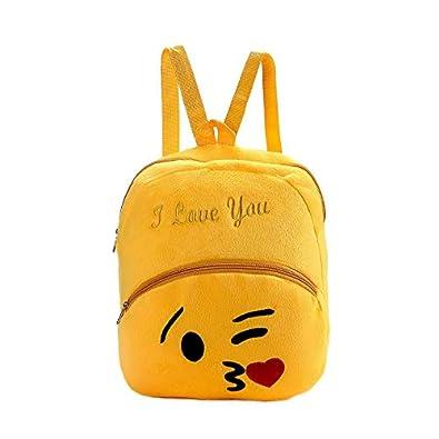 VHVCX Bolsas Escuela Para Chicas Adolescentes Lindo Emoji ...