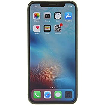apple iphone x fully unlocked 256gb silver. Black Bedroom Furniture Sets. Home Design Ideas