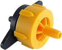 LASCO 15-5612-25 1/2 Gallon Per Hour Pressure Compensation Turbo Drip Emitter, 25-Pack