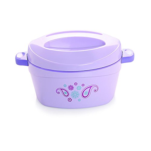 Cello Aroma 2000 ML Insulated Food Server (Violet)