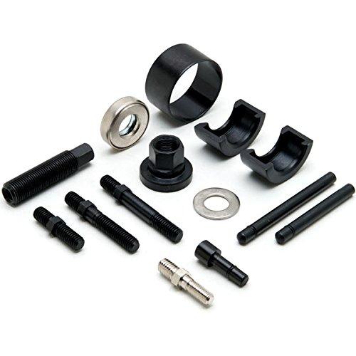 Biltek Automotive Pulley Puller Remover Installer Power Steering Pump Alternator Pulley + KapscoMoto Keychain by Biltek (Image #2)