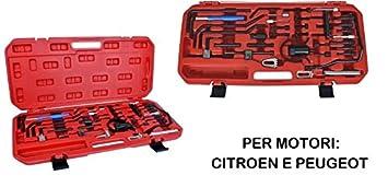 EMMECCI - Kit de Puesta en Marcha de Motor y árbol de levas para Peugeot -