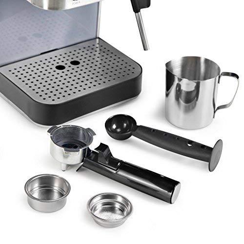 Cuisinart EM-100 1.66 Quart Stainless Steel Espresso Maker