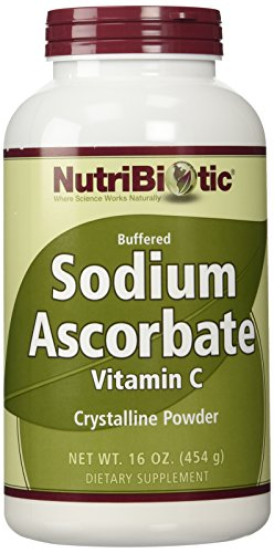 Nutribiotic Sodium Ascorbate Powder Ounce product image