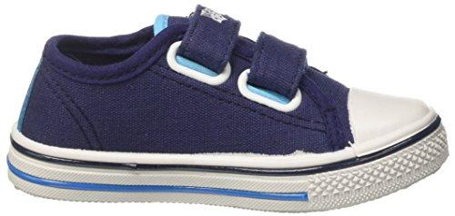 Walt Disney S17507haz - Patucos de Lona para niño azul Size: turquesa