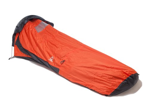 Aqua-Quest Waterproof and Breathable Ultra Light Multi Season One Man Tent 'Single Pole Bivy', Outdoor Stuffs