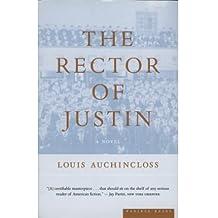 [ The Rector of Justin [ THE RECTOR OF JUSTIN ] By Auchincloss, Louis ( Author )Jul-10-2002 Paperback