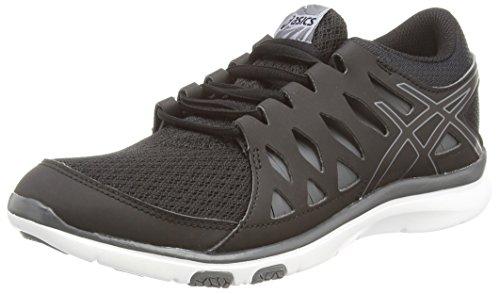 ASICS Gel-Fit Tempo 2 - Zapatillas de running para mujer Negro (Black/Onyx/Carbon 9099)