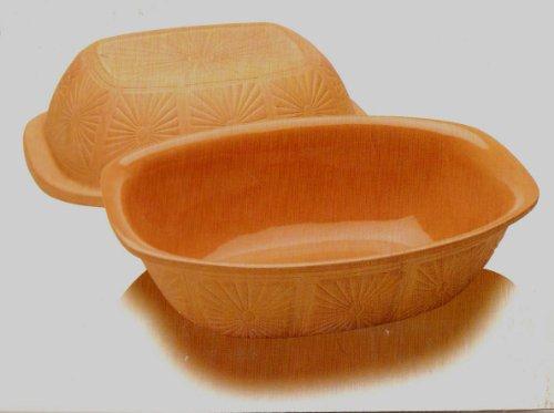 Bakers Advantage Natural Clay Baker
