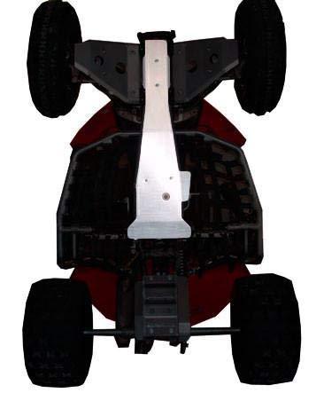 2008-2009 KTM 450//525 XC /& 450//505 SX Full Frame Aluminum Skid Plate Set By Ricochet 713