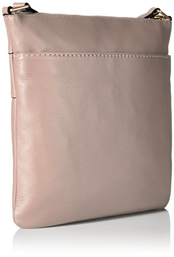 Bradley Leather Triple Pink Mallory Hipster Vera Sand Zip adv6w6x