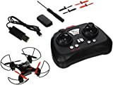 Swift Stream Indoor/Outdoor Z-4 CV Mini Camera Drone, Black
