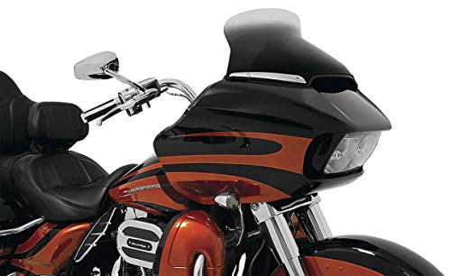 Memphis Shades MEP86108 Ghost Windshield (Spoiler Replacement For Oem Fairings Shield Fltr Road Glide 2015-and up 8