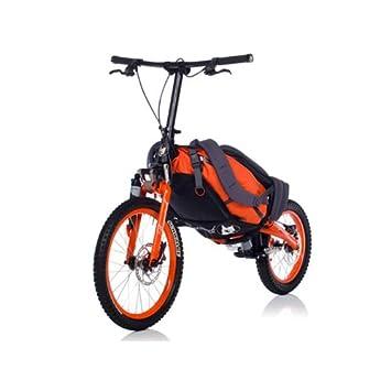 Koga - Bicicleta plegable con mochila de transporte