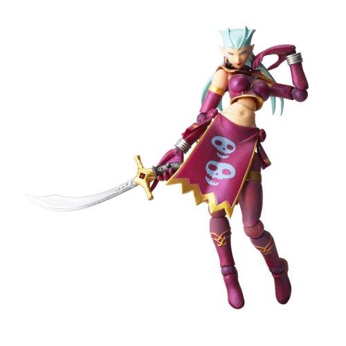 Revoltech: Street Fighter Online #006 Baichoufu PVC Figure - Pvc Figure Revoltech Joints