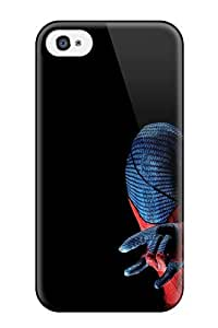 Tpu ZippyDoritEduard Shockproof Scratcheproof The Amazing Spider-man 14 Hard Case Cover For Iphone 4/4s