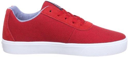 Supra STRIKE S84001 Herren Sneaker Rot (Red)