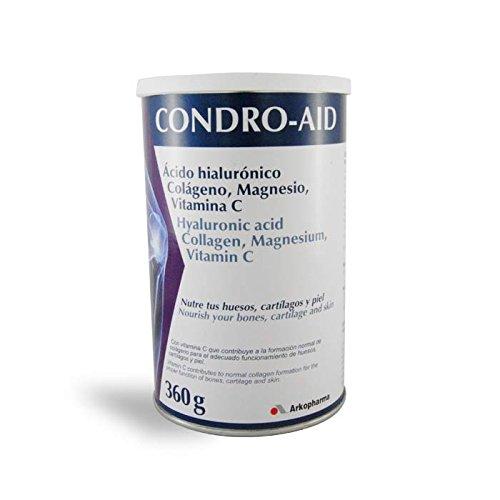 Arkopharma Condro-Aid Ácido hialurónico, Colágeno, Magnesio y Vitamina C: Amazon.es: Salud y cuidado personal