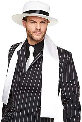 Karnival Costumes Traje de Jefe de la Mafia, Disfraz para Adultos ...