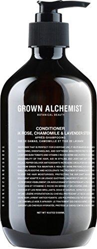 Damask Rose, Chamomile & Lavender Conditioner, Grown Alchemist