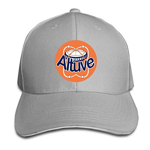 Moore Me Adjustable Baseball Cap Houston Altuve Logo Cool Snapback Hats ()