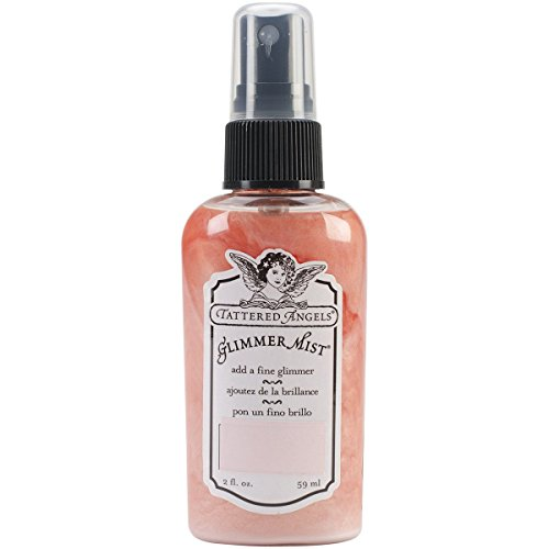 Tattered Angels GLM-21083 Glimmer Mist, 2-Ounce, Wedding - Mist Tattered Glimmer Angels