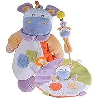 Tris & Ton Pack regalo recién nacido peluche