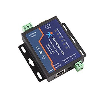 NGW-1set Low cost TCP/IP to RS485 RS232 to Ethernet Converter with Modbus RTU by NGW