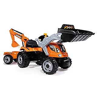 Builder Max Tractor Rideon