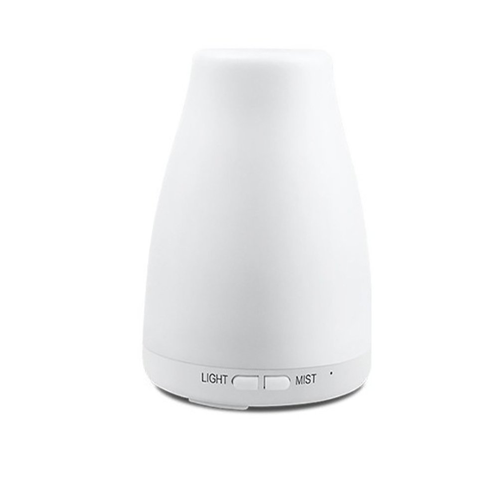 Aromatherapy Essential Oil Diffuser Cool Mist Humidifier Ultrasonic LED Light Changing Colors Perfect For Home,Office,Living Room,Spa,Car