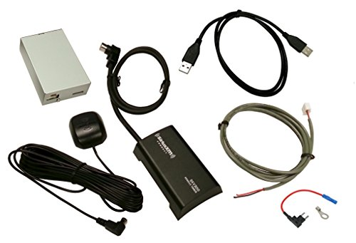 GSR-023 SiriusXM satellite radio interface and tuner kit for select Honda vehicles