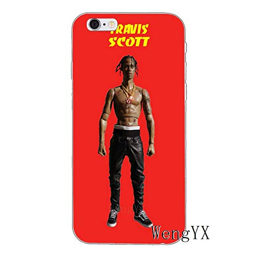 Amazon Com Inspired By Travis Scott Phone Case Compatible With
