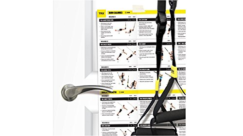 TRX Training - GO Suspension Trainer Kit, Lightest, Leanest Suspension Trainer Ever - Perfect for Travel and Working Out Indoors & Outdoors